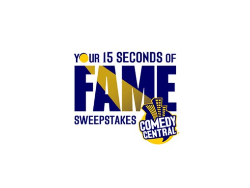Your 15 Seconds of Fame Sweepstakes