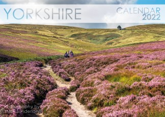 Yorkshire Calendar 2022 Front Cover