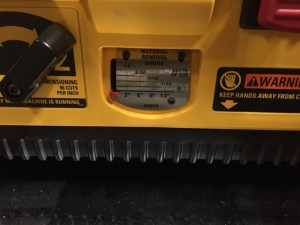 DeWalt DW735X Thickness Planer Review – Mark's Wood Projects