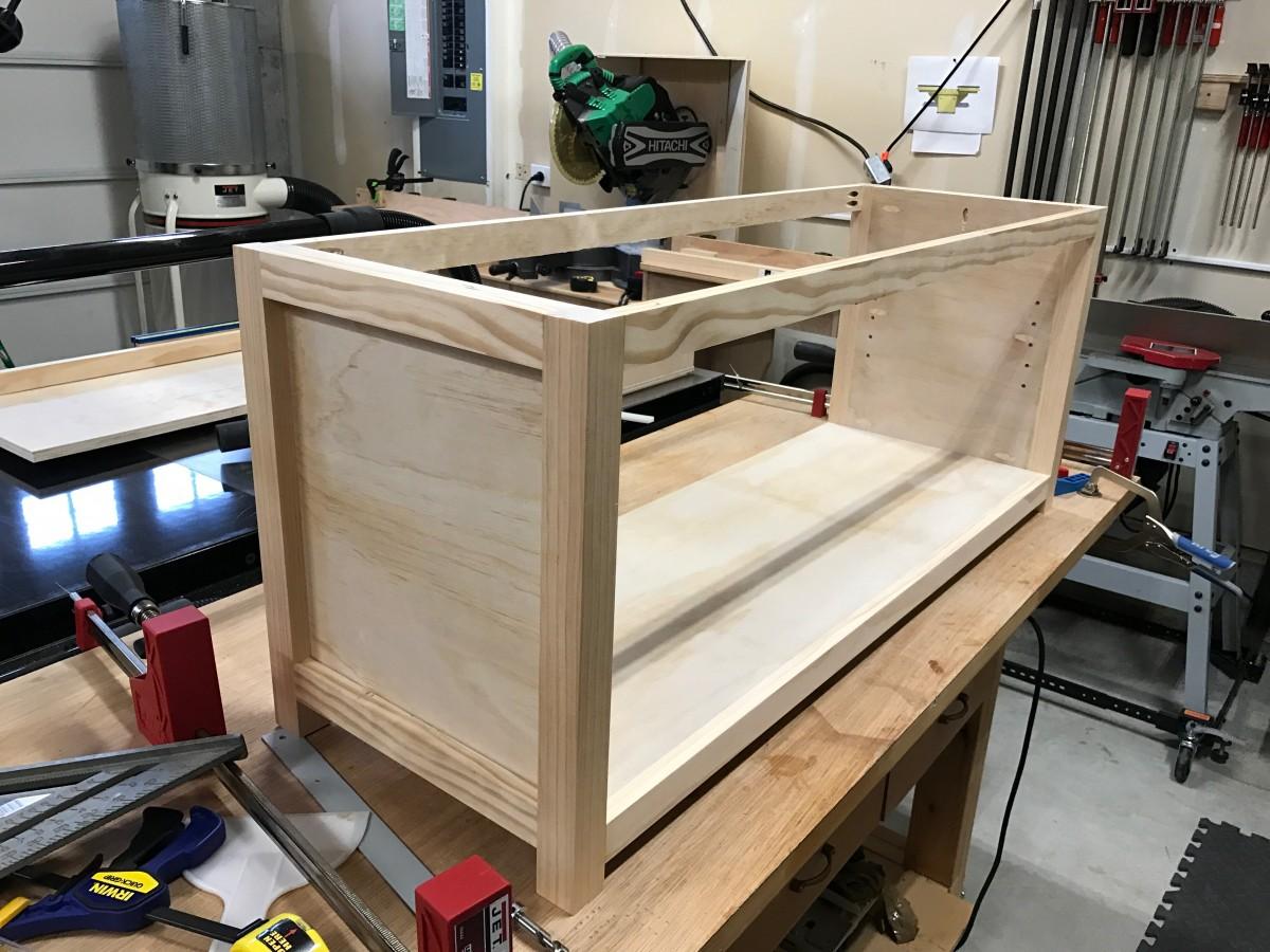 Shoe Storage Bench 4