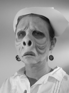 "Erin as an ""Eye of the Beholder"" Nurse"
