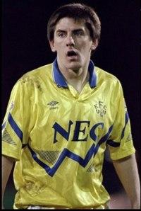 Replica memories: Everton's Peter Beardsley