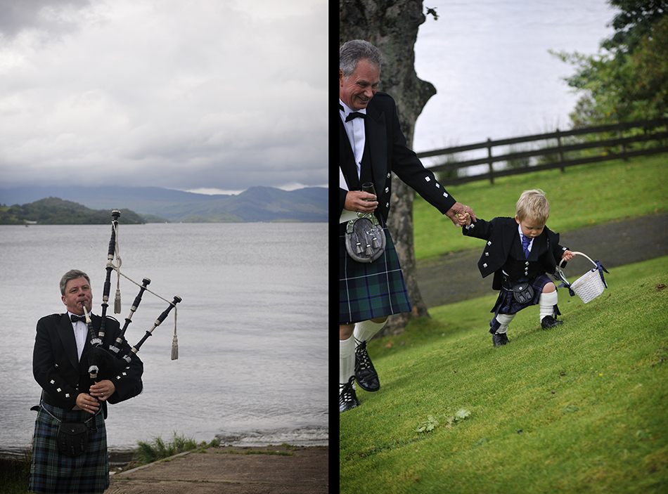 loch lomond wedding photography | Mark Timm Photography