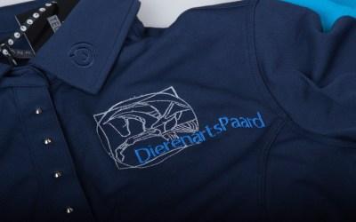 Bedrijfskleding voor DierenartsPaard