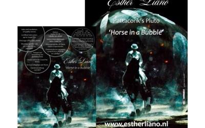 Flyers en posters voor Esther Liano