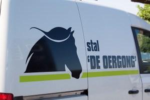 Bestickering Caddy Stal de Oergong
