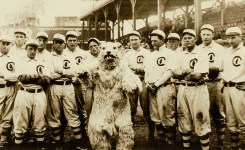 What was Mark Twain doing the last time the Cubs won the World Series?