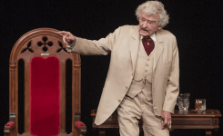 Twain Scholars Pay Tribute To Hal Holbrook & Mark Twain Tonight!