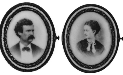 Sam & Livy Clemens: Married & Buried in Elmira
