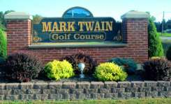 The Apocryphal Twain: Golf is a good walk spoiled.