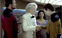 The Android & The Icon: Mark Twain's Appearance on Star Trek: The Next Generation