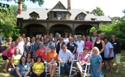 "2018 Summer Teachers' Institute: ""Mark Twain In Color"""