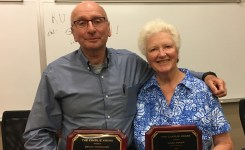 Twain Scholars Honored at Humor In America Conference