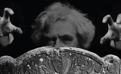 Happy Halloween!: Twain's Favorite Ghost Story and Twain Speaks From The Netherworld