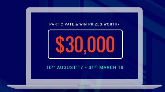 30 000 Dollar im Radix Webdesign Contest