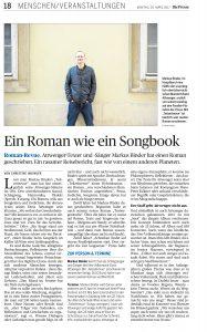 TEILZEITREVUE Review Die Presse