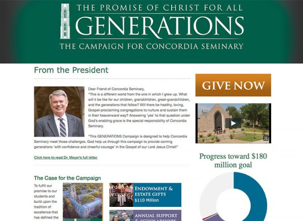 Concordia Seminary, St. Louis