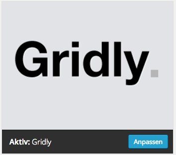 Gridly WordPress Theme
