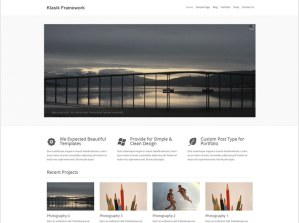 Klasik WordPress Theme