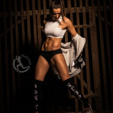 slaVITAL Health Blogger Model / Athlete Diplom Fitness & Personal Trainer