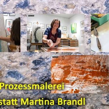 Intuitive Prozessmalerei Malwerkstatt Martina Brandl