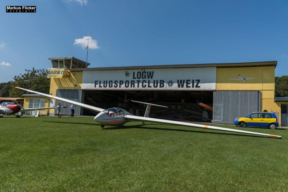 Flugplatz LOGW Flugsportclub Weiz Unterfladnitz ASKÖ Flugsport-Club