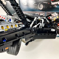 """LEGO® Technic Bauset """"Dom's Dodge Charger"""" 42111 The Fast and the Furious @lego #lego Timelapse"""