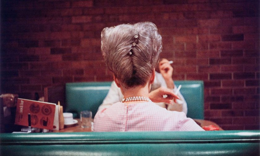 William Eggleston Diner
