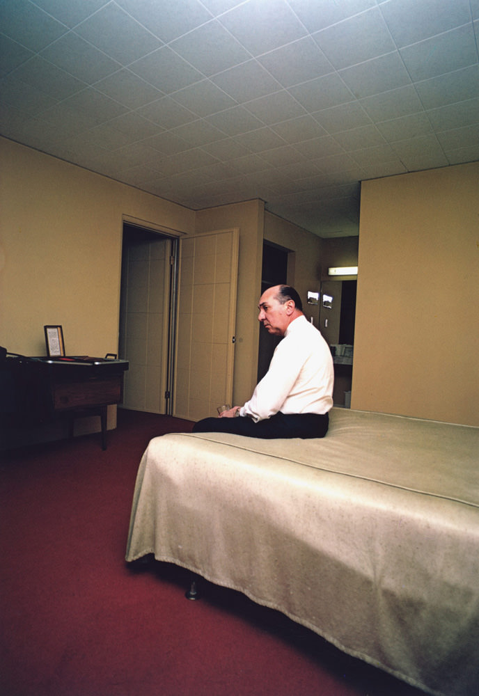 William Eggleston Huntsville, Alabama