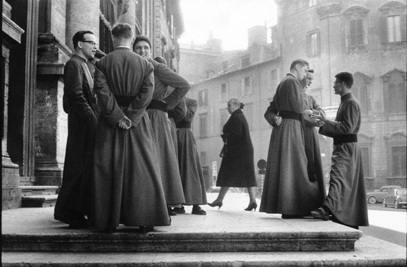 Henri Cartier-Bresson, Rome 1959