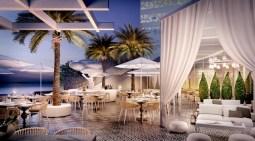 Bay Portals - Restaurant Terrace
