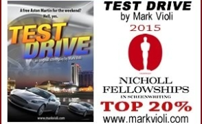 """""""TEST DRIVE"""" Reaches Nicholl Fellowship TOP 20%"""