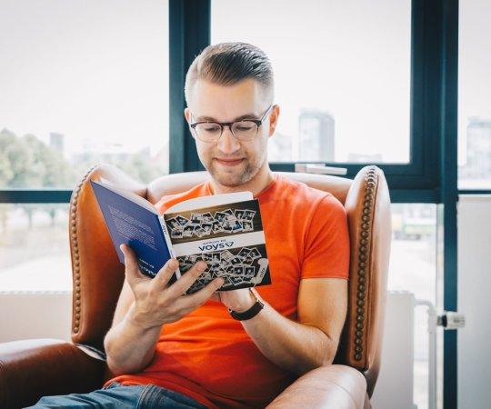 Het grote Voys Handboek, de 2018 editie