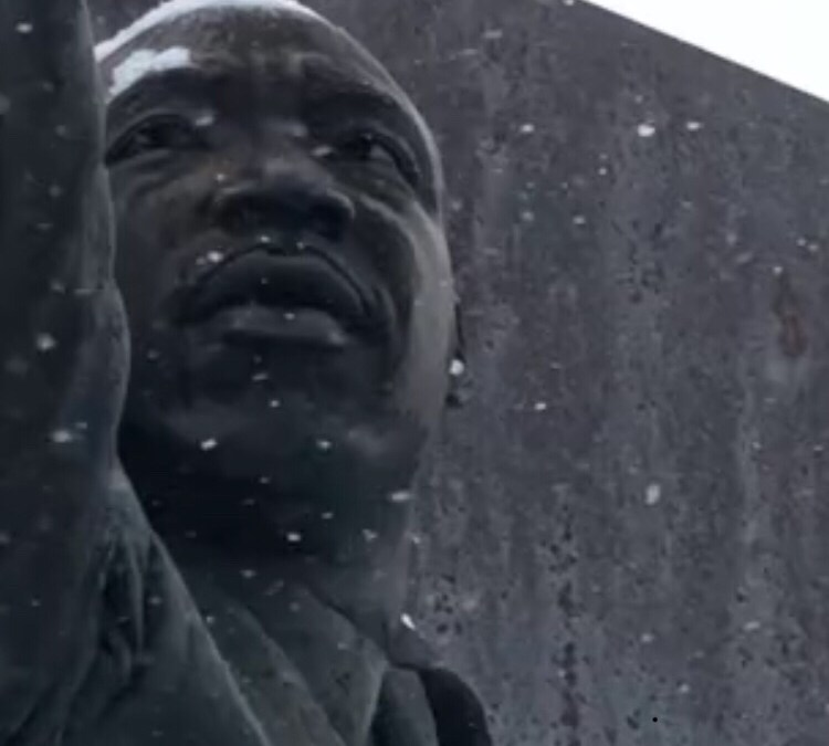 Why was Dr. King in Memphis?