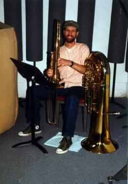 Mark Weaver   9 may 1999   Photo: Mark Weber   click to enlarge...