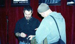 Tom Guralnick & J.A. Deane -- March 8, 1997 -- photo by Mark Weber