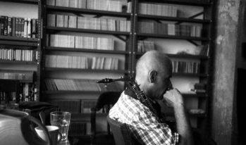 Richard Tabnik -- August 24, 2o12 -- photo by Mark Weber