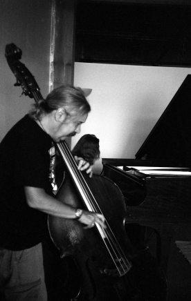 Ed Schuller -- photo by Mark Weber