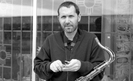 Tom Guralnick -- April 25, 1997 -- photo by Mark Weber