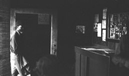 John Carter enters Little Big Horn -- October 31, 1976 -- photo by Mark Weber