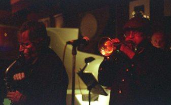 Bobby Bradford Mo'tet -- April 4, 2008 -- photo by Mark Weber