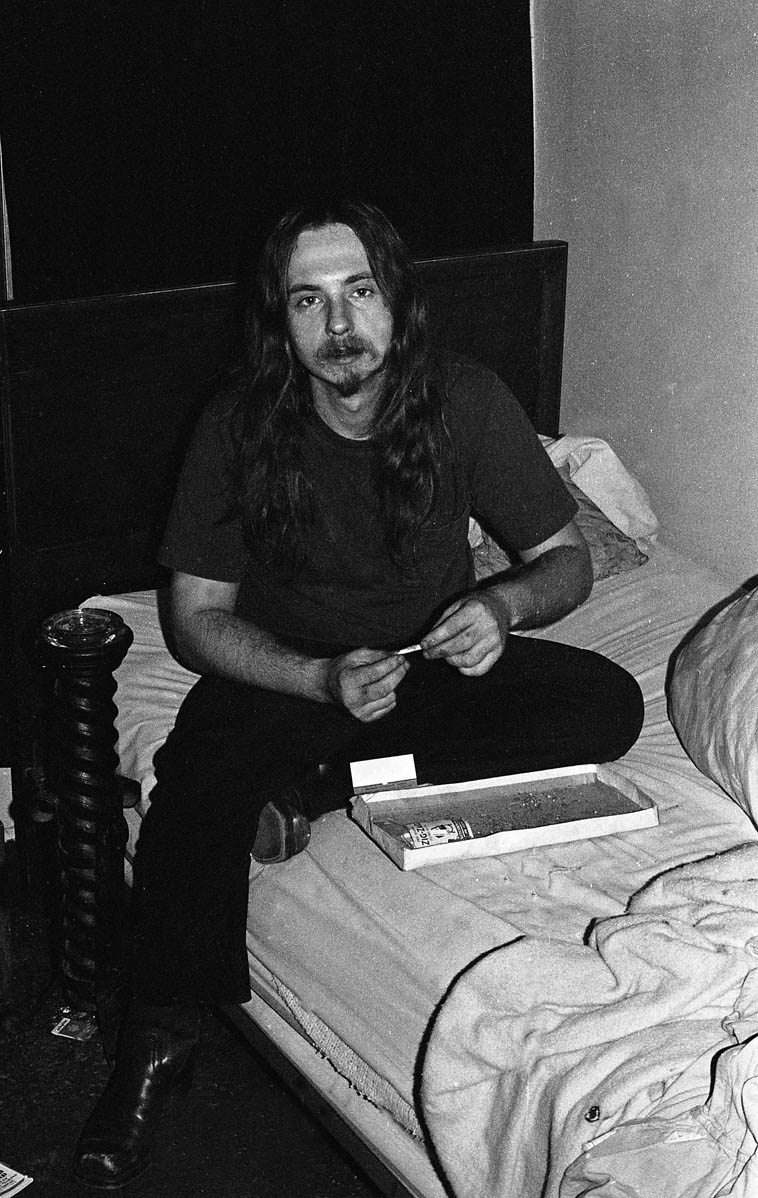 "Mickey Kazinski -------- Claremont, California ----- 1977  ---- photo by Mark Weber ---- I've lost  touch with Mickey over the years . . . .  He was the guy that dubbed Brad ""Tuna"" now that I  think of it . . . . ."