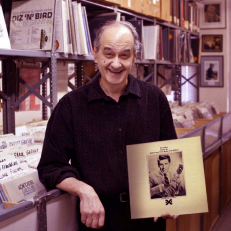 Fred Cohen, the proprietor of Jazz Record Center