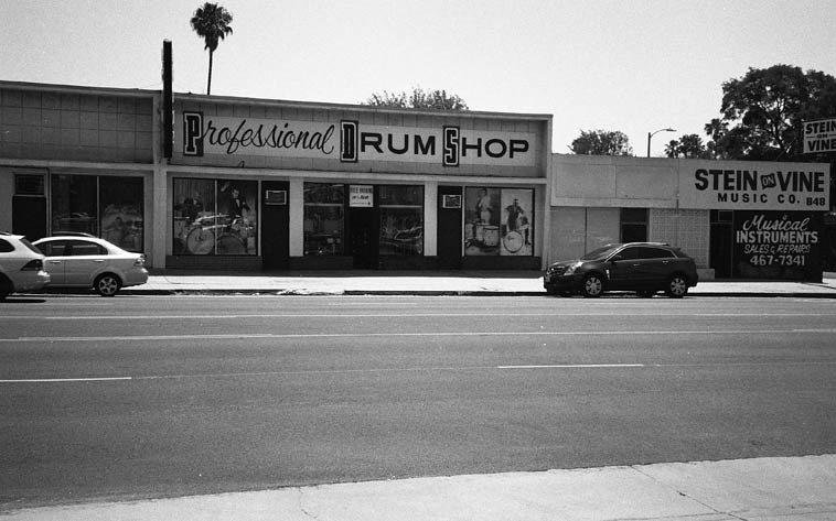 11:23 a.m. -- Hollywood, California -- May 31, 2o14 -- photo by Mark Weber