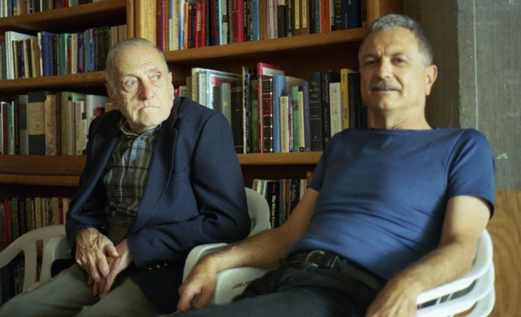 Sal Mosca & Roger Mancuso & Connie's books  --- September 18, 2006 ---- photo by Mark Weber