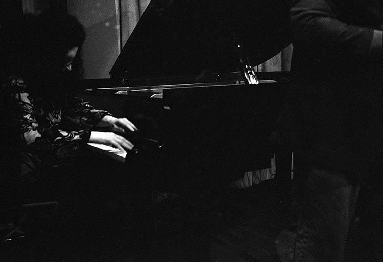 Carol Liebowitz -- May 9, 2o15 Brooklyn -- photo by Mark Weber