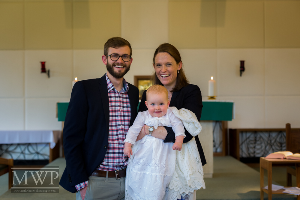 christening photography