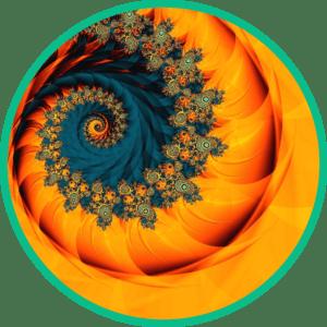 Fibonacci Sequence patterns nautilus shell object oriented programming