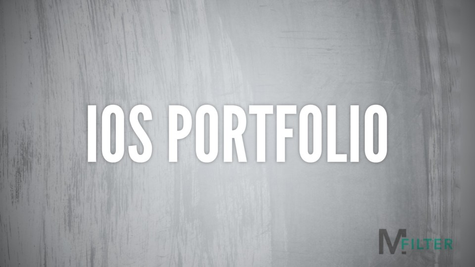 Featured Image for iOS Portfolio Projects