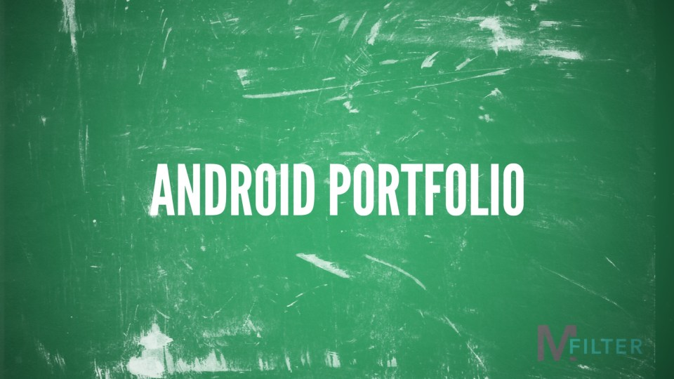featured image for Android Portfolio Projects